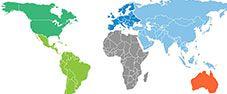 Paesi soggetti al visto Schengen
